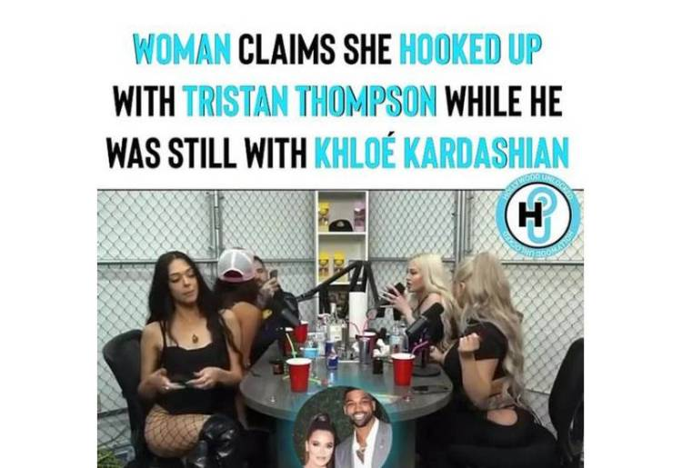 Khloe Kardashian and boyfriend Tristan Thompson hit with ...