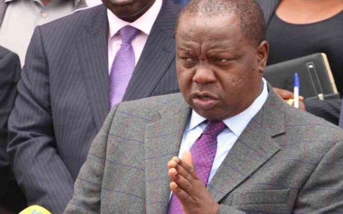Rynwr72Mfuf7Lgj608Bcb29C3Ddc Matiang'i Plans To Stop Police Officers From Marrying, Dating Colleagues