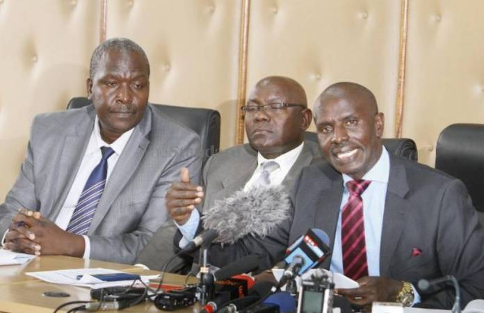 John Matiang'i Resigns From Knut After 13 Years