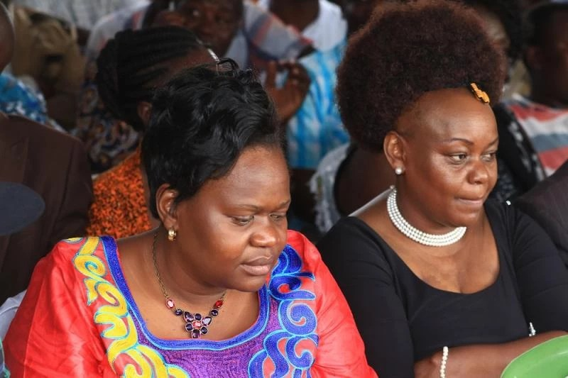 Suba North Mp Millie Odhiambo - The Standard