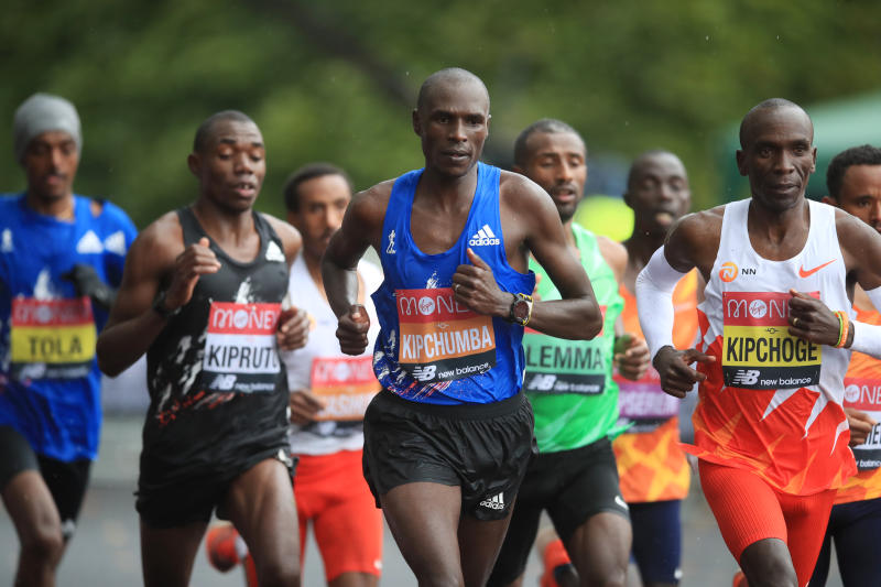 Shock as Eliud Kipchoge defeated in 2020 London Marathon, Shura Kitata wins the showpiece - The Standard