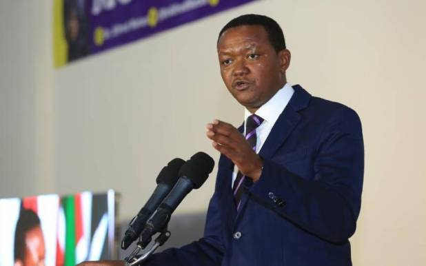 Mutua pledges 5m jobs in presidential bid - The Standard