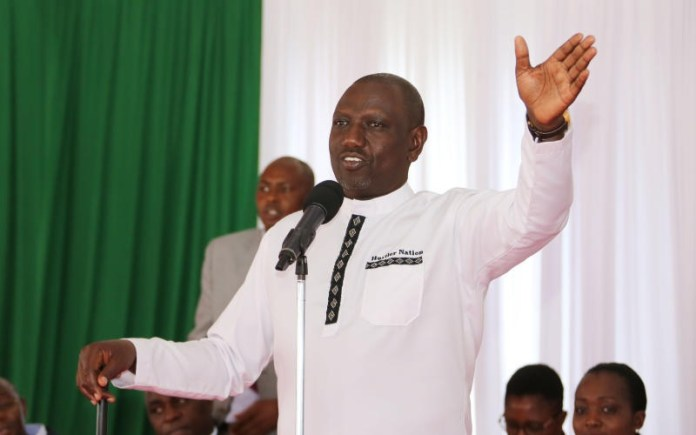 Ruto To Raila: I Disagree Together With Your Understanding Of Hustlers