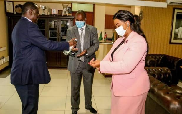 Ruto allies flee to Raila's embrace - The Standard