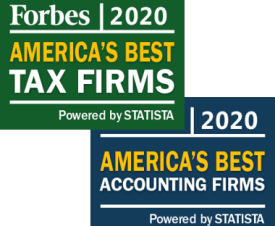 Forbes Statista America's Best Tax and Accounting Firms