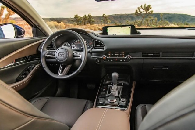 2021 mazda cx30 review features prices seating