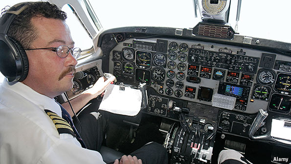 Should flyers worry if their pilot dies? - Emergency frequency