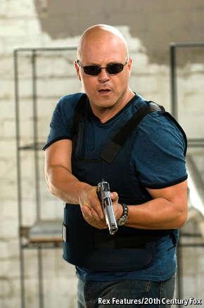 Michael Chikliss (The Shield, US TV series, 2002-2008)