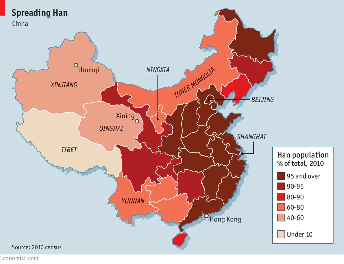 The Upper Han
