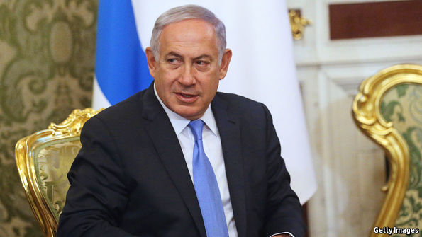 Sitting pretty: Binyamin Netanyahu is in a commanding ...