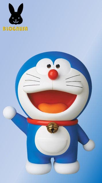 Gambar Doraemon Lucu Buat Wallpaper Whatsapp