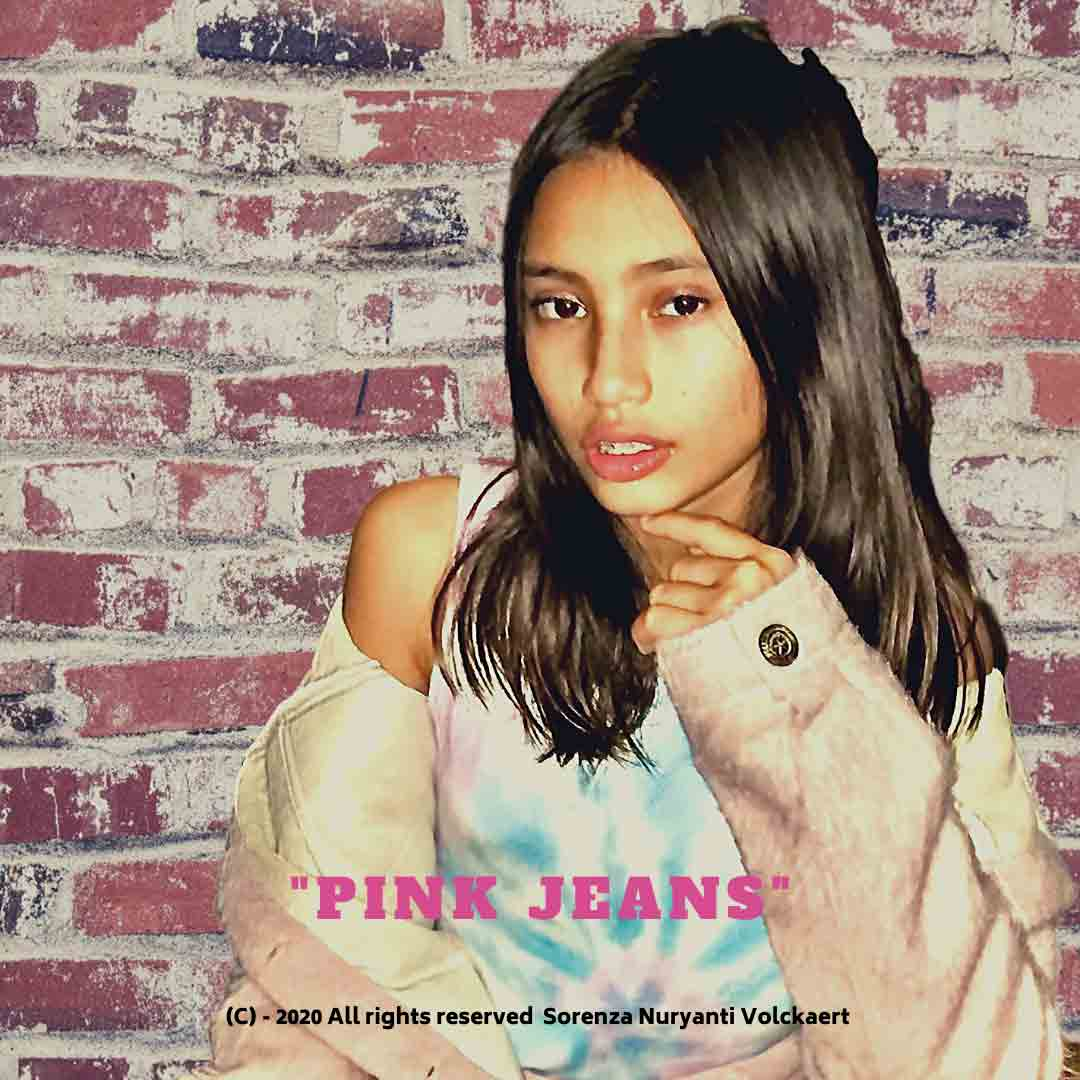 "Jebolan The Voice Kids Indonesia, Sorenza Nuryanti merilis ""Pink Jeans"""