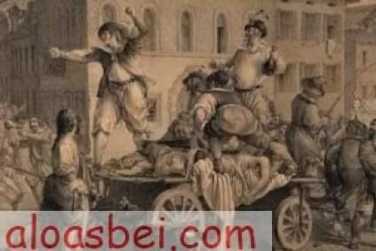 দ্য গ্রেট প্লেগ অব লন্ডন (১৬৬৫-১৬৬৬) aloasbei.com