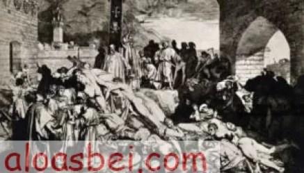 দ্য ব্ল্যাক ডেথ বা কৃষ্ণমৃত্যু (১৩৪৬-১৩৫৩)aloasbei.com