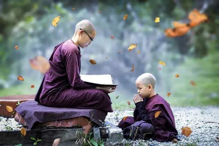 Richtiges Erwachen - Buddhismus Lehre
