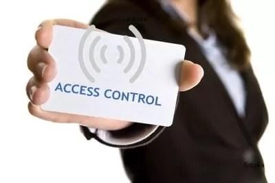 Intelligence Access Control