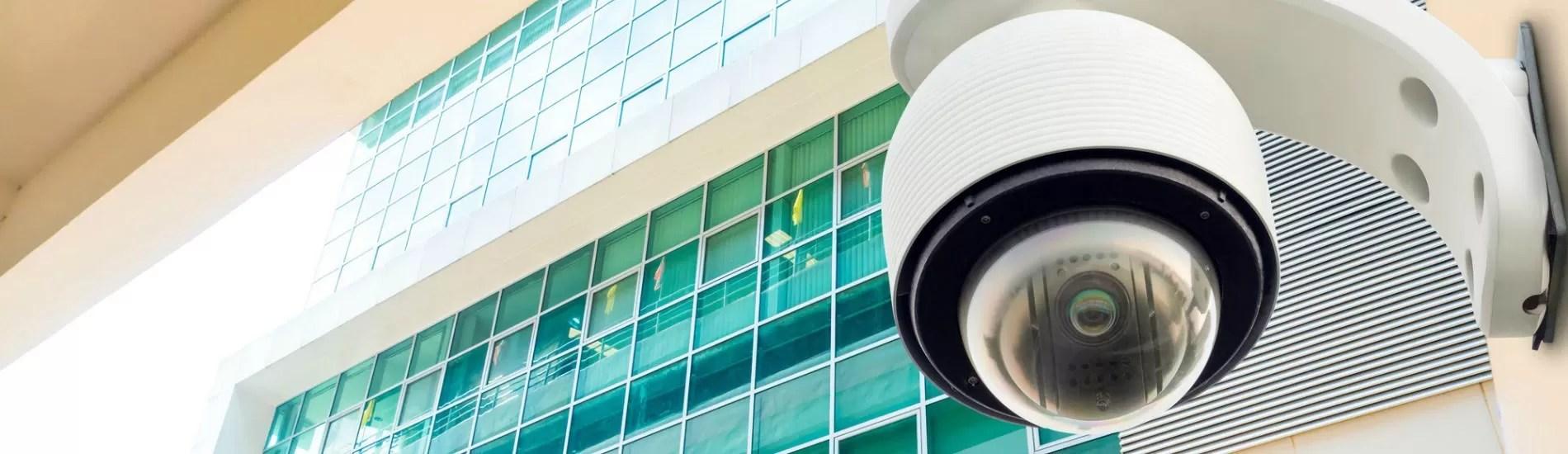 BBG security camera Hamilton