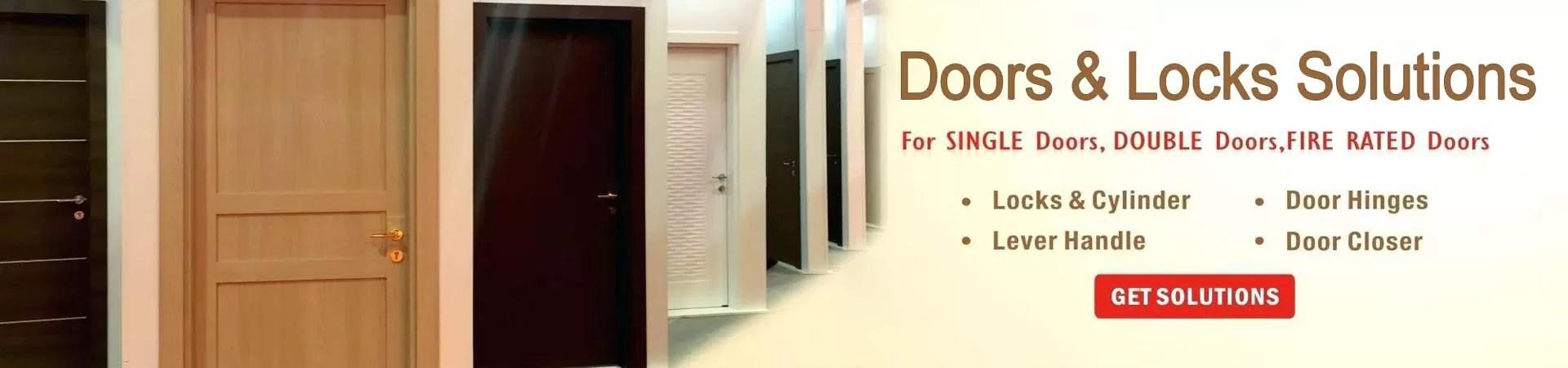 BBG Doors and Locks Solutions