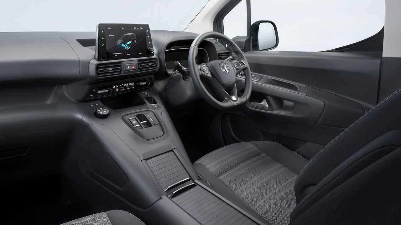 Vauxhall Combo-e Life