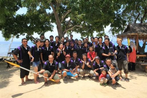 medsol Team Mitrais, setelah team building games