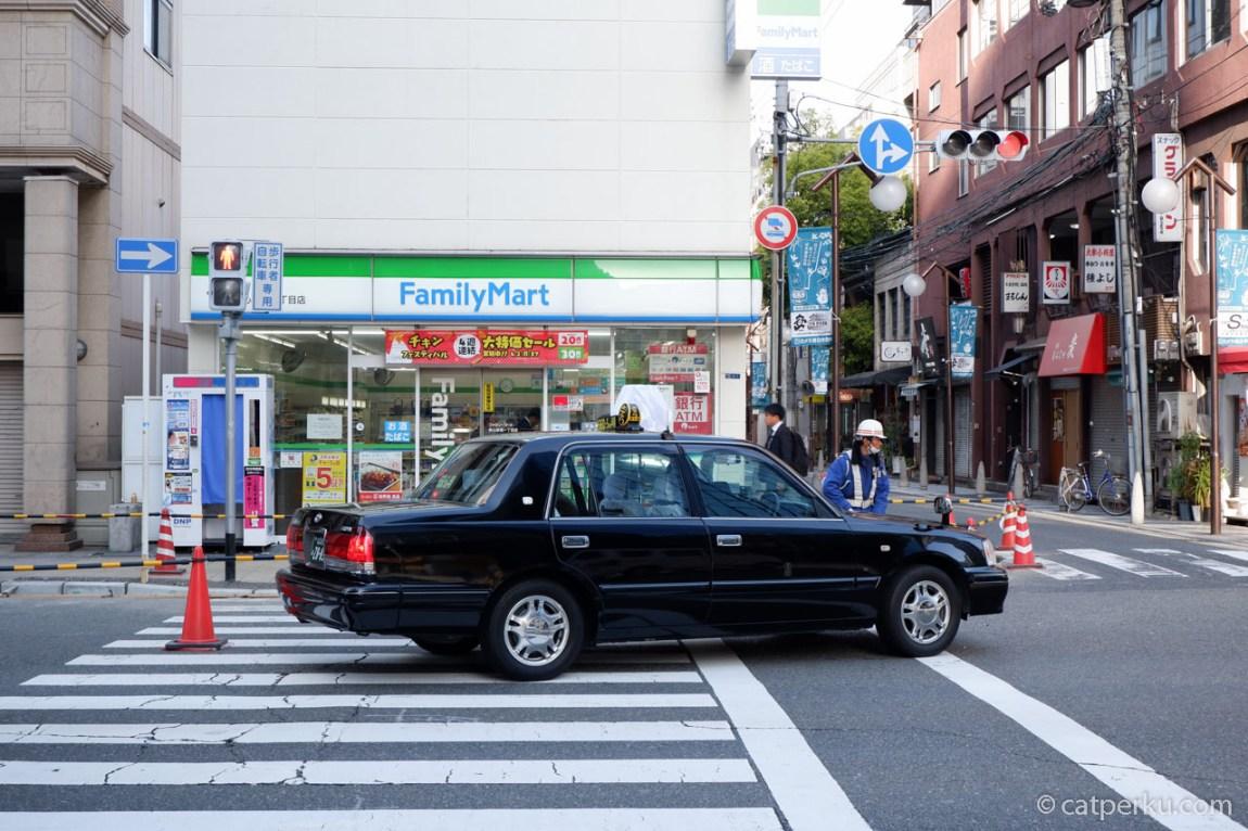 Jalanan Osaka