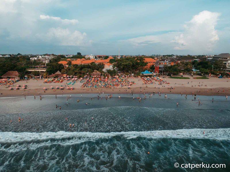 Liburan Ke Pantai Double Six Bali Bisa Ngapain Aja?