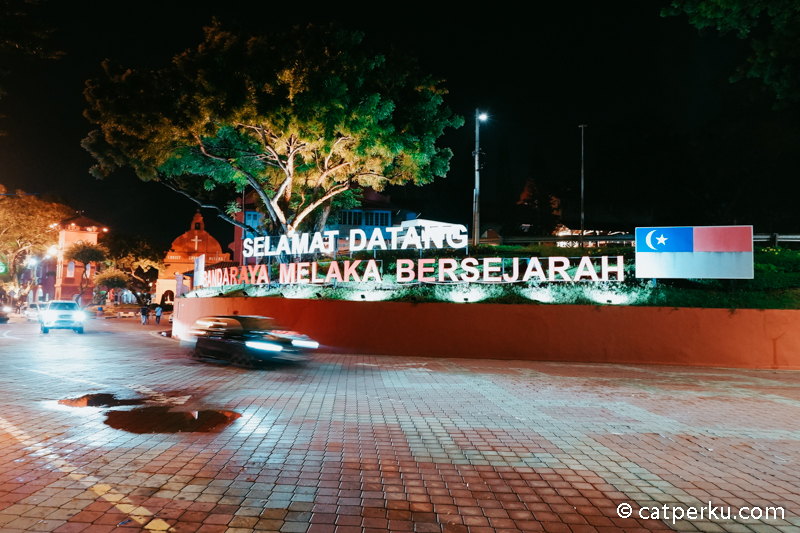 Ada yang pengen jalan jalan ke salah satu kota bersejarah di Malaysia ini?