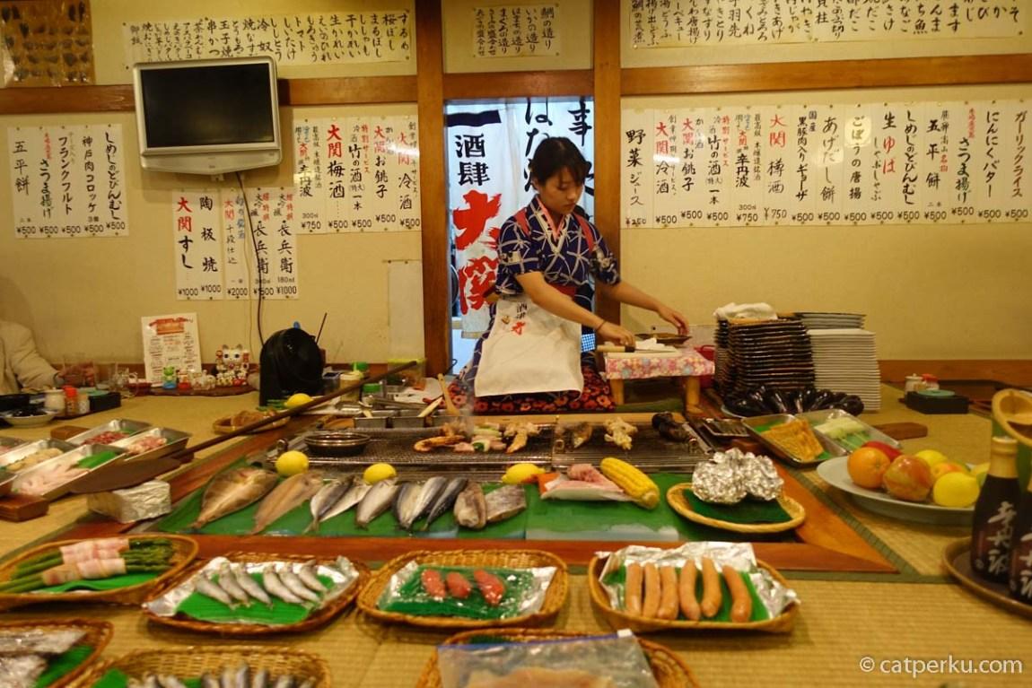 Pengalaman Kuliner Di Sekitar Kyoto Osaka Jepang Yang Tidak Bisa Kamu Lewatkan!