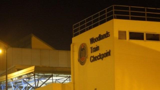 Ribetnya mencaari Woodlands Train Check point buat menyeberang ke Malaysia