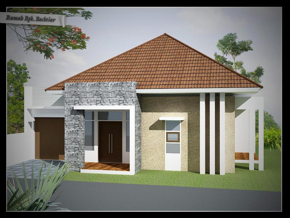Desain Rumah Atap Limas Ukuran 9x12 Cek Bahan Bangunan