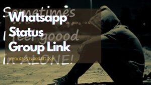 Whatsapp Status group link,Whatsapp Status group links, Status group,Whatsapp Status group,Status whatsapp group,
