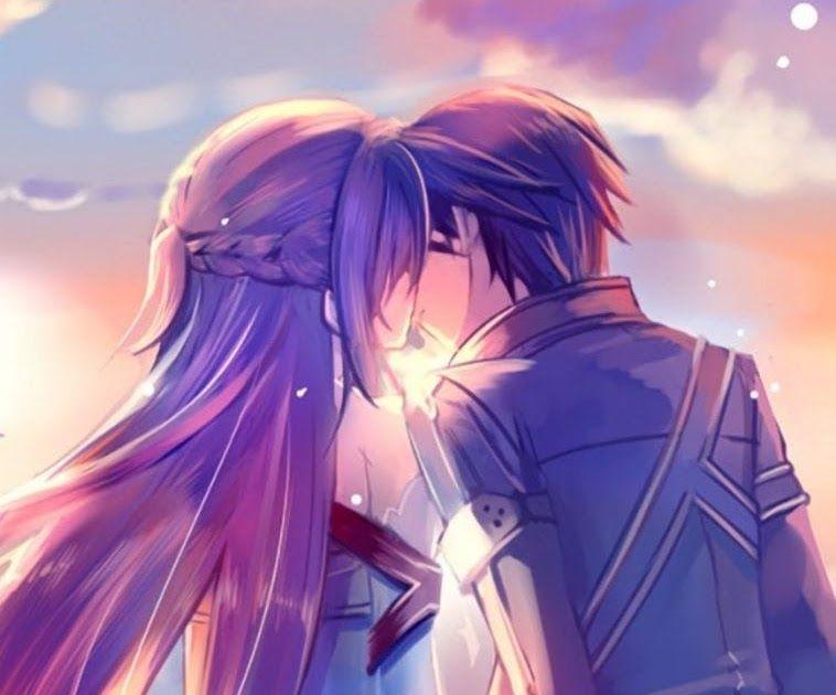 Anime Couple Wallpaper 4k Download