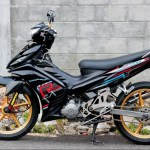 Modifikasi Jupiter Mx 135 Road Race