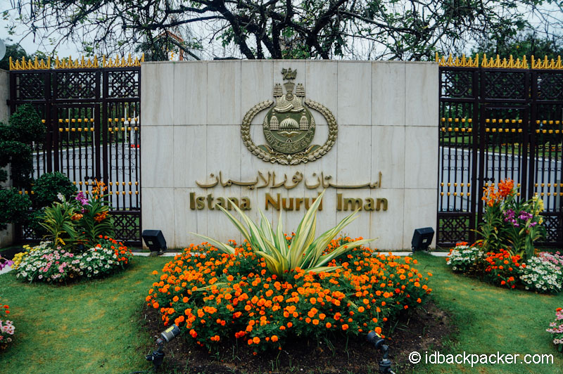 Istana Nurul Iman, Brunei Darussalam Palace