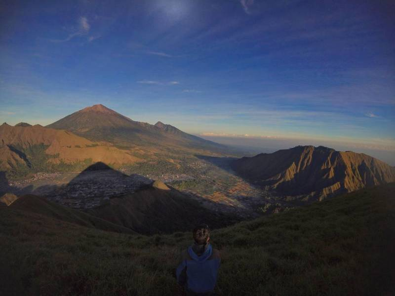 Bukit Anak Dara-Anak Dara Hill, Perfect Place For Adventurer In Lombok via @reza_wardana22