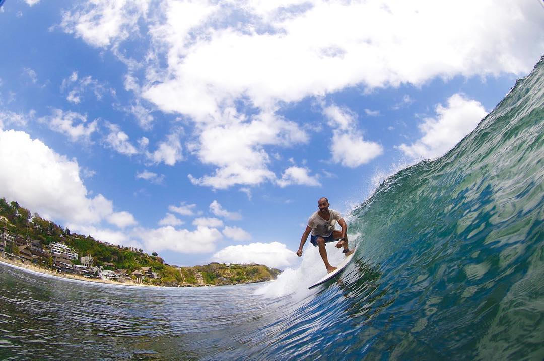 Bingin Beach Surf Experience is one of the best surf experience in Bali! via @talijazz