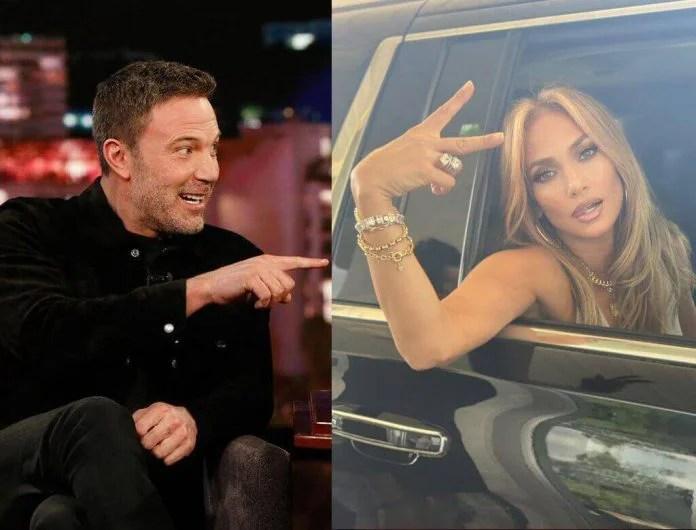 Jennifer Lopez and Ben Affleck's story is not