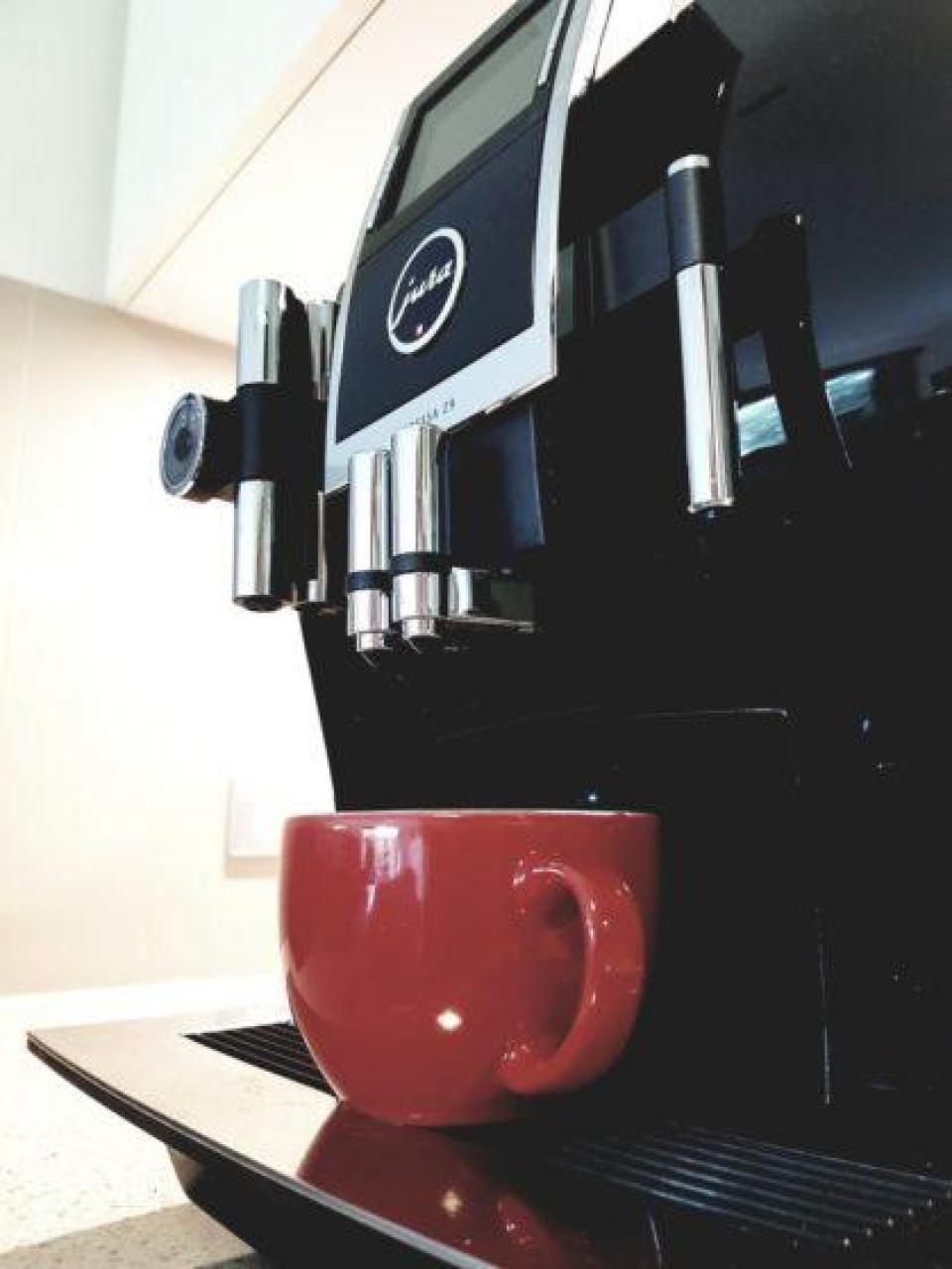 Nespresso Versus A Keurig