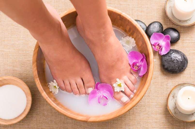 Pedikurni triki za urejena stopala