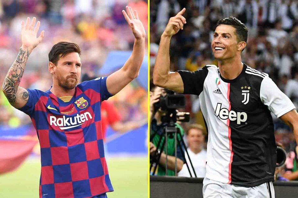 Ko sta Lionel Messi in Cristiano Ronaldo pred pol leta družno izpadla v osmini finala lige prvakov, naj bi nogometu zavladali tipi, kot je Kylian Mbappe.
