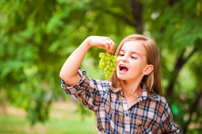 Zdravo jesensko sadje za lepo kožo in močno srce