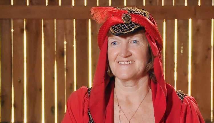 V šovu Ljubezen po domače je tudi igralka – Jožica Gabrič