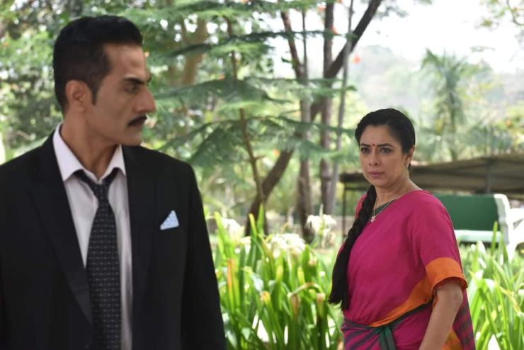 A still from Anupama's upcoming episode