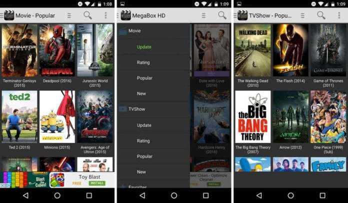 Megabox Hd Apk Download For Android Firestick And Pc 2021