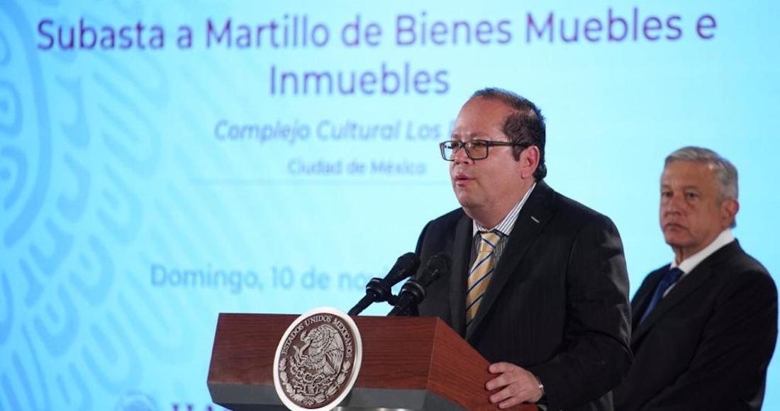 Ricardo Rodríguez Vargas, Director del Instituto para Devolverle al Pueblo lo Robado