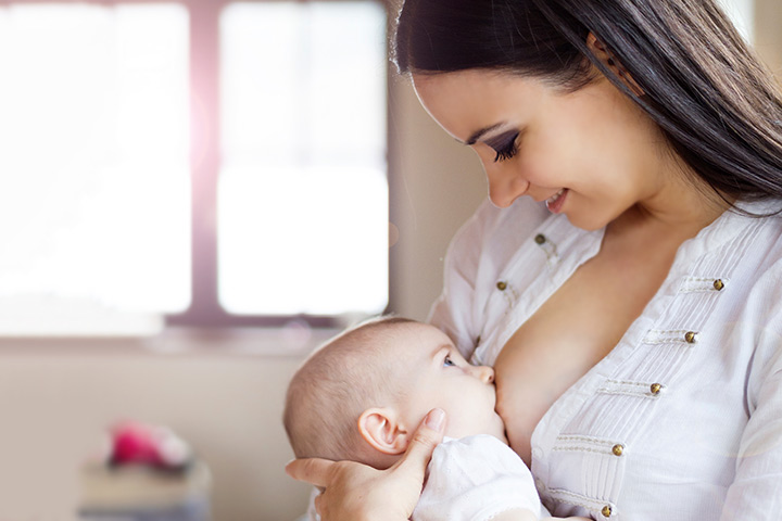 Reducing breast size after pregnancy