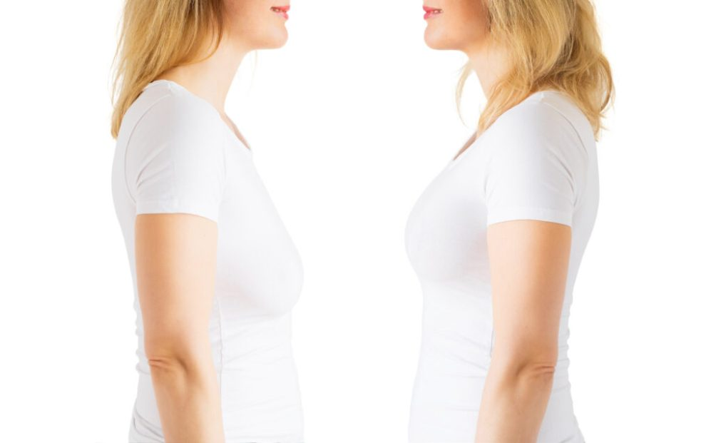How is fat transfer breast augmentation done
