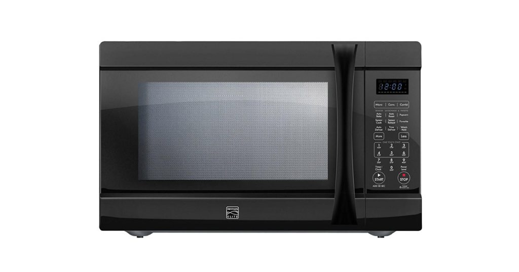 best kenmore over the range microwave