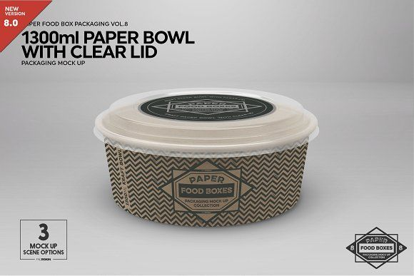 Earn commission from each customer you refer. Paper Bowl Mockup Download Paper Bowl Mockup You Can Edit Everything In The Resource In Paper Bowl With Fruit Salad Mockup Simple Edit With Smart Layers