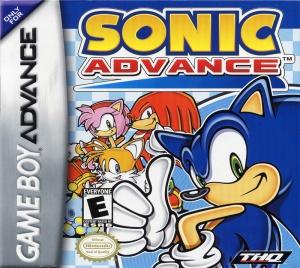 Sonic Advance Sonic Wiki Neoseeker